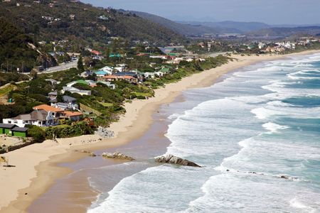 Widerness Beach