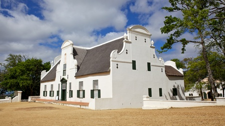 foremost: Groot Constantia, the finest surviving example of Cape Dutch architecture, and one of South Africa's foremost historical monuments tourist attractions, dates back to 1685. Groot Constantia has been producing wine for more than three centuries. In 1685,