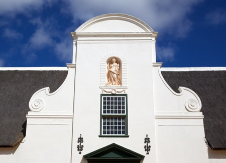 Groot Constantia, the finest surviving example of Cape Dutch architecture, and one of South Africa's foremost historical monuments tourist attractions, dates back to 1685. Groot Constantia has been producing wine for more than three centuries. In 1685,  photo