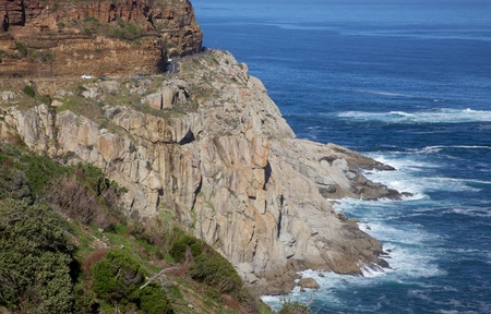 chapman's: Scenic Chapmans Peak Drive, Cape Town, South Africa.