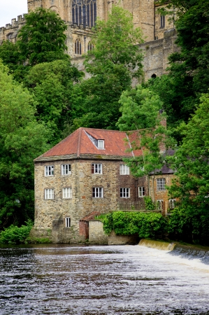 durham: Once a key part of Durhams cloth-making industry, the Old Fulling Mill is now home to Durham Universitys Museum of Archaeology.