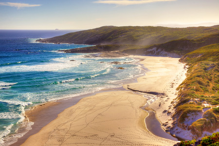 conspicuous: Conspicuous Beach, near the town of Walpole in Western Australia