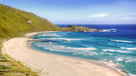 Conspicuous Beach, near the town of Walpole in Western Australia