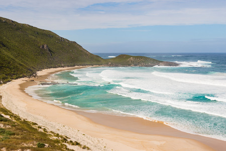 Conspicuous Beach, near the town of Walpole in Western Australia.
