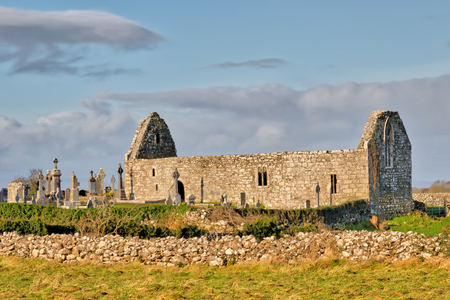 12th century: Killursa Church, near Headford in County Galway, Ireland, is thought to date from the 12th or 13th century. Remnants of a 7th century monastery are believed to have been worked into the structure.