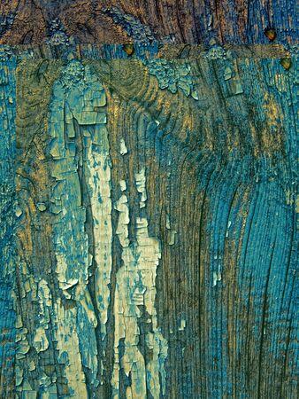 Abstract dark wood texture pattern pale bluish-white brown weathered background. 版權商用圖片