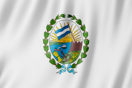 ロザリオ、アルゼンチンの旗