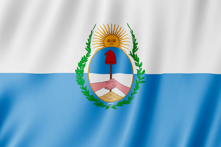 Flag of Mendoza Province, Argentina