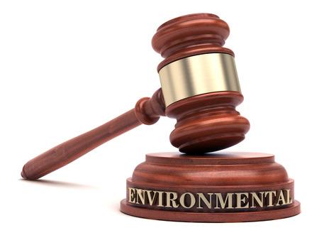 Environmental law Reklamní fotografie