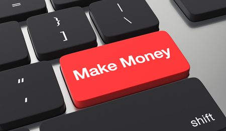 Make money button on keyboard.