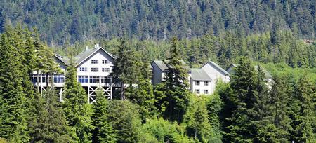 アラスカ ジュノー住宅