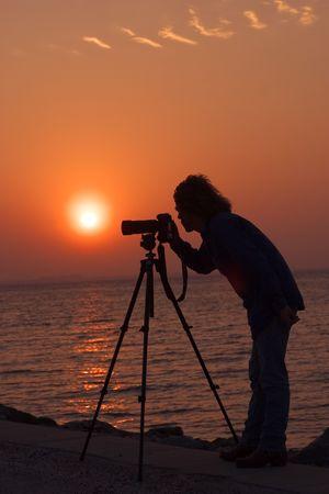 Photographers Sunrise photo