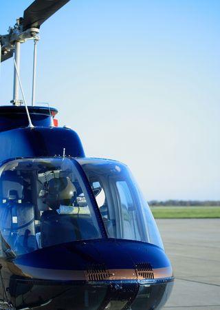Turbine Helicopter