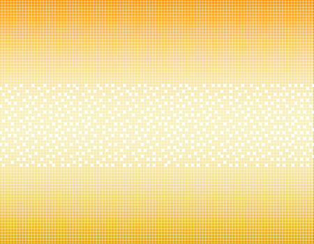 Shape orange background Vector