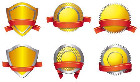 Shields - yellow