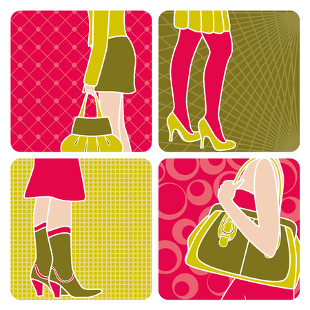 legs heels: accessories 1