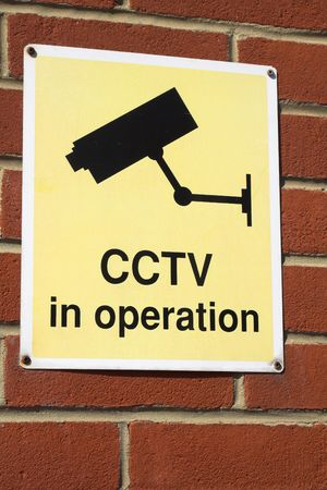 under surveillance: You are being watched, you are under surveillance