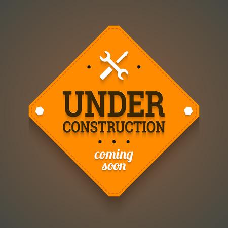 proximamente: En construcci�n con muy pronto etiqueta.