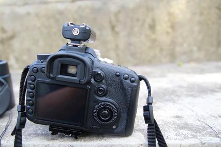 profesional: camera Stock Photo