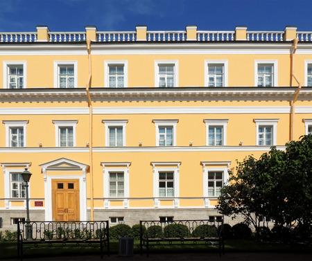 outbuilding: Museum-estate of poet Derzhavin in St. Petersburg