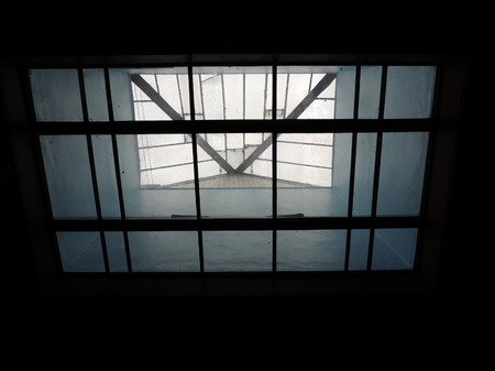 glass ceiling: Skylights over the glass ceiling