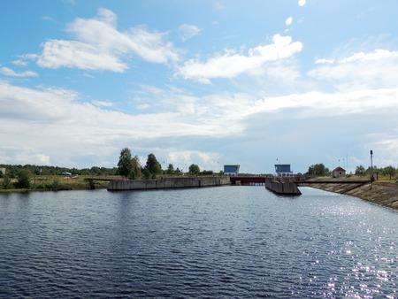 White Sea-Baltic Canal, Povenets, Karelia