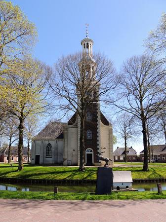 Andreaskerk Medieval Reformed Church in the province of Groningen, Netherlands