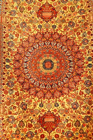Persian carpets (Iranian carpets and rugs) Stock Photo - 4238263