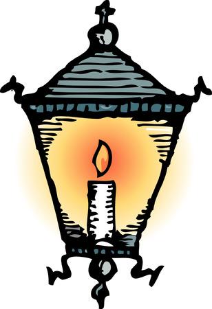 edwardian: Lantern