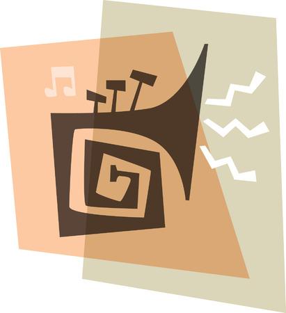 Music Icon Stock Vector - 4515608
