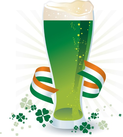St Patricks Day Beer