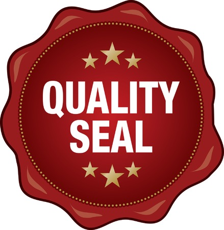 Quality Seal Stock Vector - 6872535