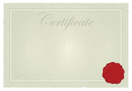 Certificate, Diploma Template