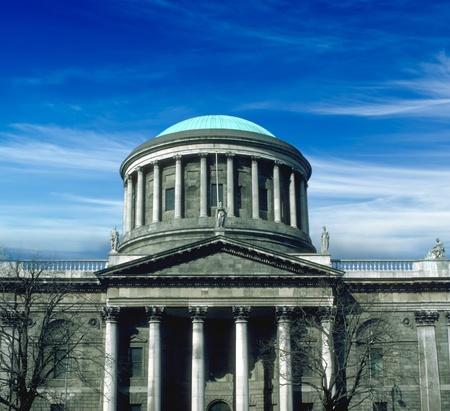 dublin ireland: The Four Courts, Dublin
