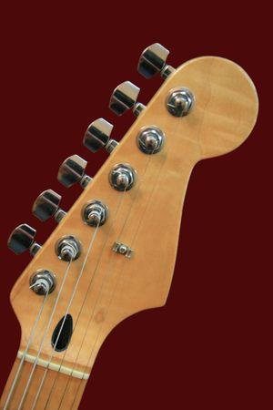 Guitar Headstock photo
