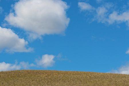 草原の空 写真素材 - 4759680