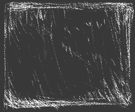 white chalk texture on dark background, naturally looking Illustration