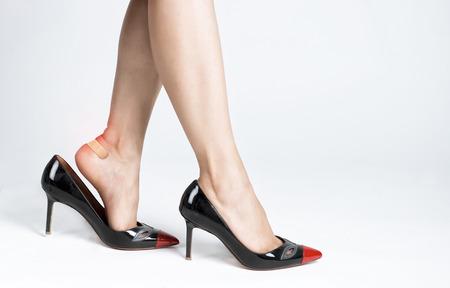 foot pain - high heels