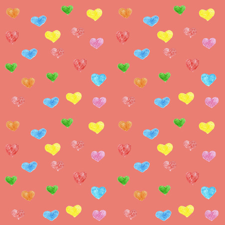 delineate: Hand-drawn pencil sketch. Bright set hearts  for invitations, cards, web sites, design.