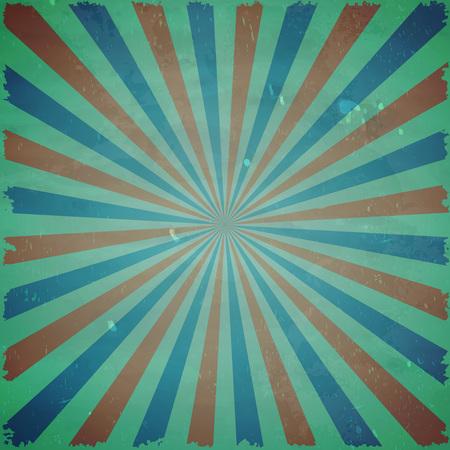 Abstract retro background, vintage style, vector illustration Illustration