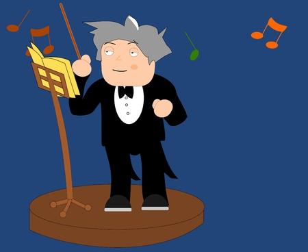 chef d orchestre: Conducteurs