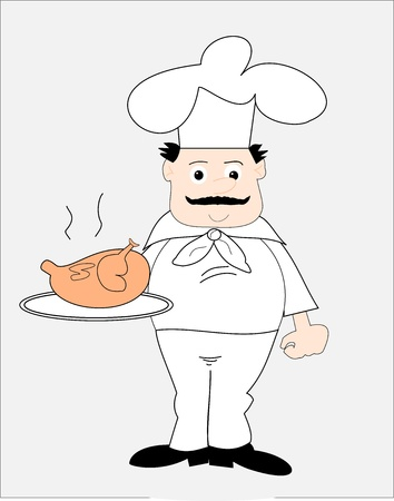 Cook Illustration