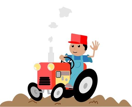 Farmer  Иллюстрация