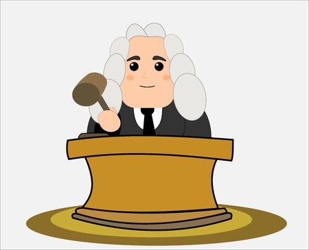 injustice: Judge