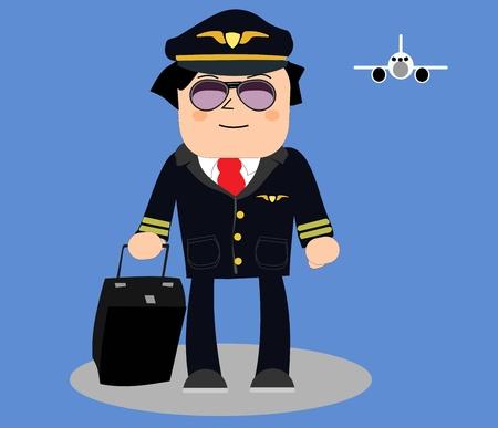 piloto: Piloto Vectores