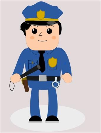 militiaman: Policeman
