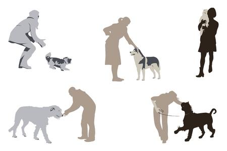 Honden en hun mensen