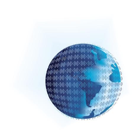 oscillation: EM se�ales que cubre el planeta Vectores