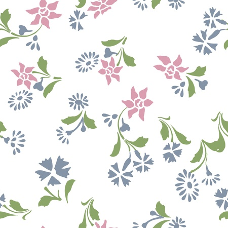 linen texture: Old fashion style linen pattern  Illustration