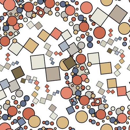 patchy: Abstract Geometric Repeating Pattern Illustration